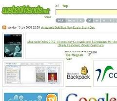 web2.0 friends